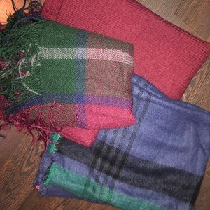 Blanket Scarf Bundle